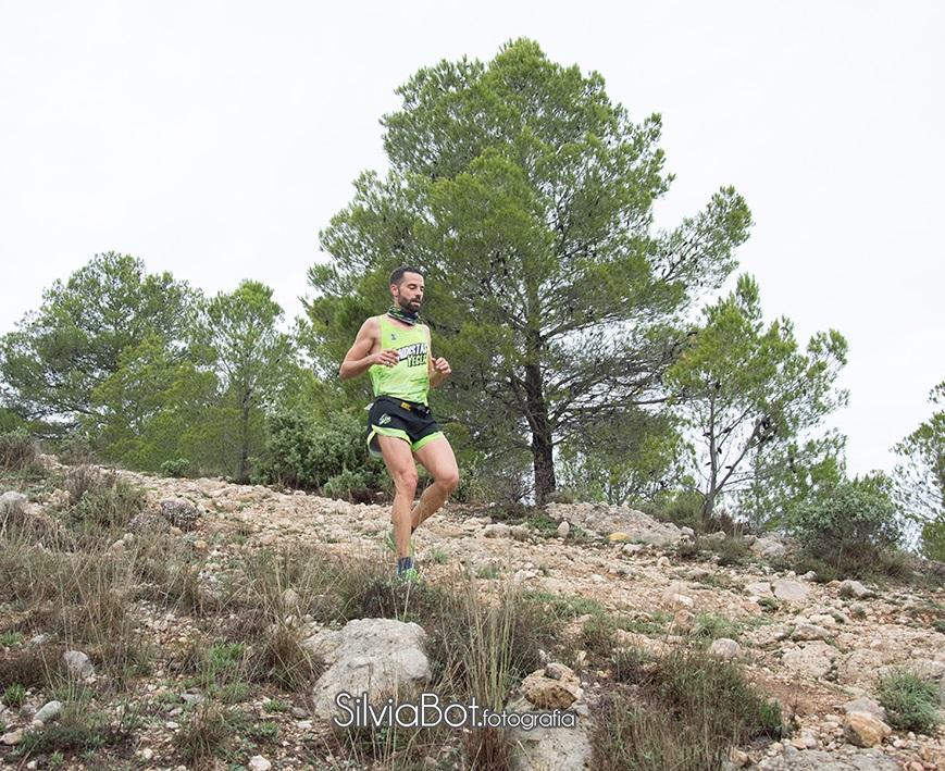 Modalidad Sprint Trail de 8k y 505m+